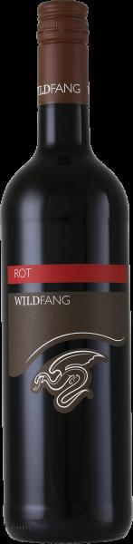 Wildfang Cuvée rot halbtrocken