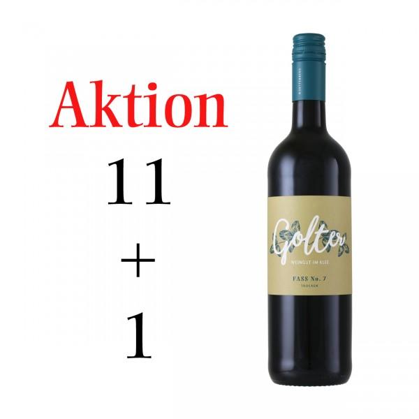 11+1 Faß No. 7 Rotweincuvée trocken