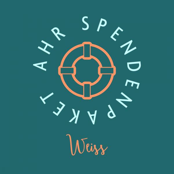 Ahr-Spendenpaket Weiß