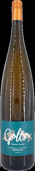 Riesling trocken, Helfenberger Schloßberg 1,5 L Magnum